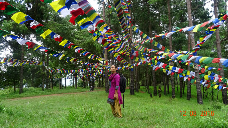 Champa Devi Day Hiking