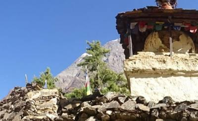Manaslu Trek Update after Nepal Earthquake 25 April 2015