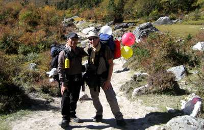 Local Manaslu Trek Guide