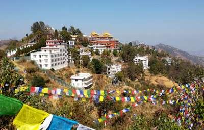 Short treks around Kathmandu