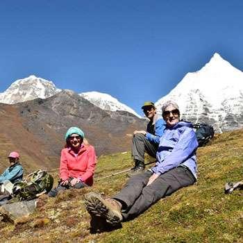Jomolhari Trek in Bhutan