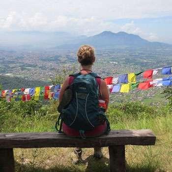 Day hike around Kathmandu