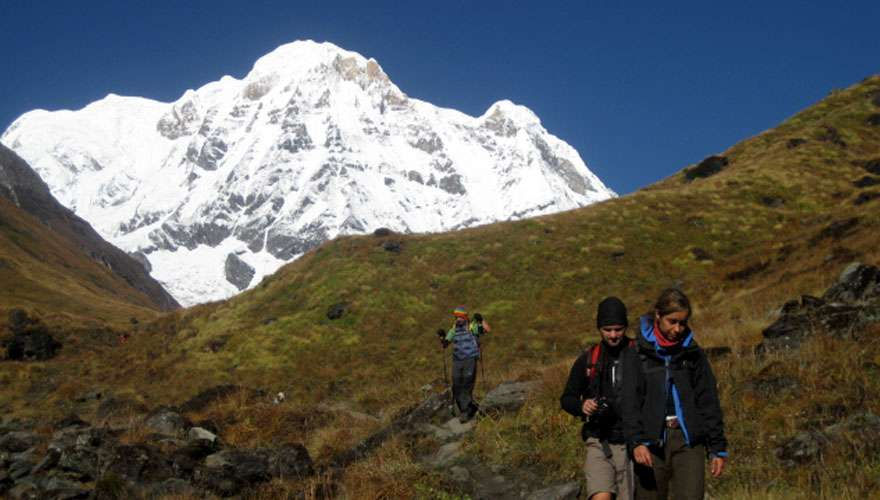 Annapurna Sanctuary Trek Image