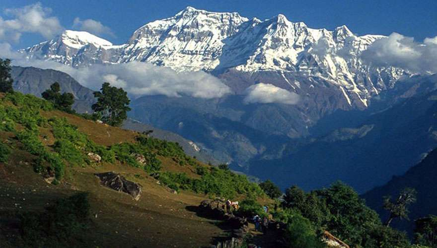 Gurja Himal Trek from Baglung