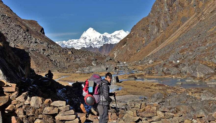 Kanchenjunga Trek in Nepal