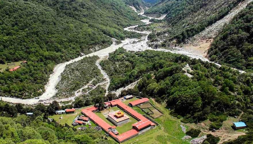 Lapchi Monastery