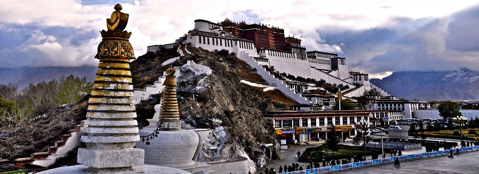 Tibet; The Roof of the World