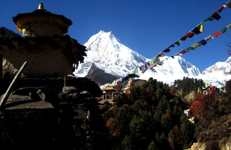 Manaslu Circuit with Tsum Valley SideTrip 2013