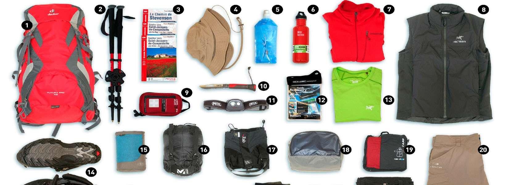 Packing list Nepal Trek