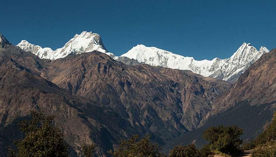 Paldor Peak Trekking in Ganesh Himal