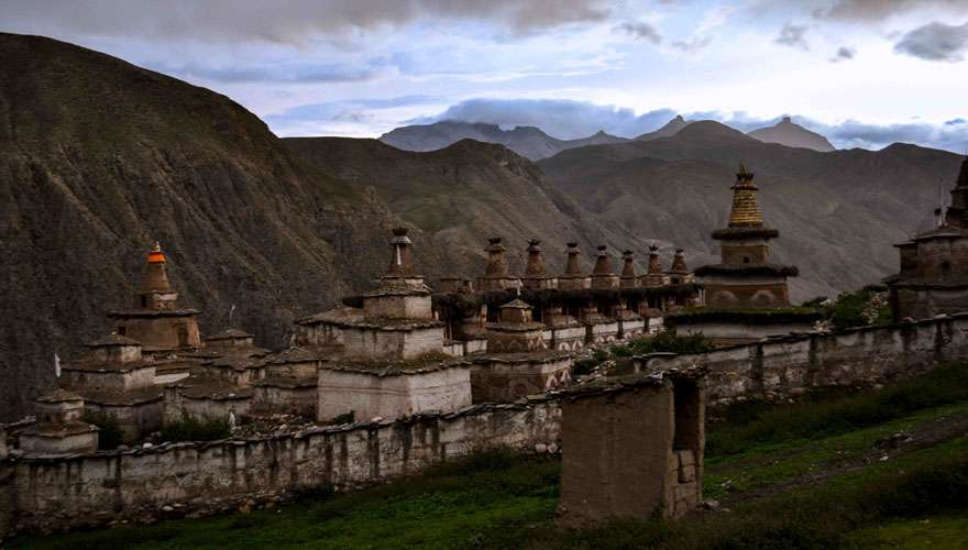 Lower Dolpo trek from Dhorpatan
