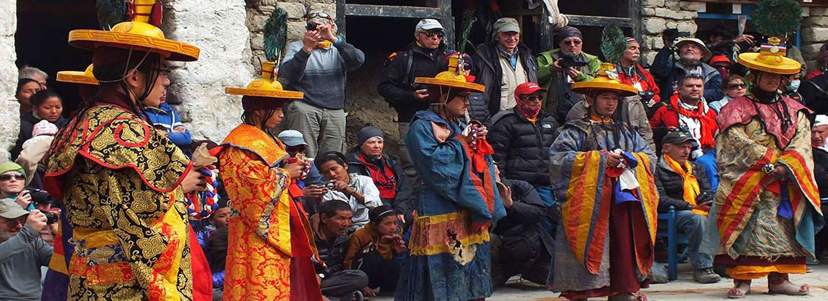 Tiji Festival in Lo Manthang