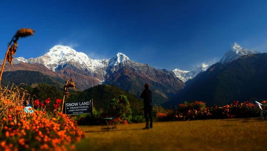 View from Ghandruk
