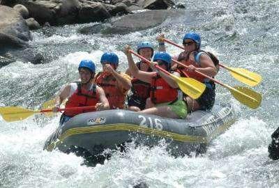 2 Days rafting in Trishuli River