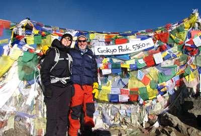 Gokyo Peak
