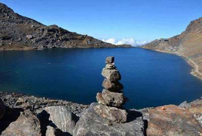 Holy Gosaikunda Lake