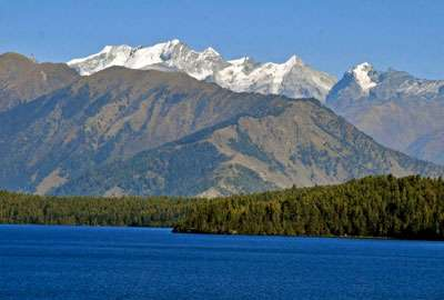 Rara Lake - the biggest lake in Nepal