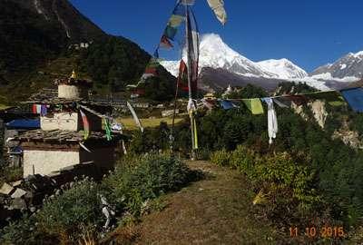 Manaslu Trek Image
