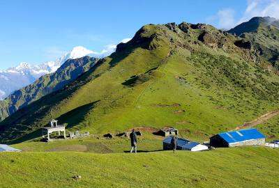 Paldor Base Camp Trek