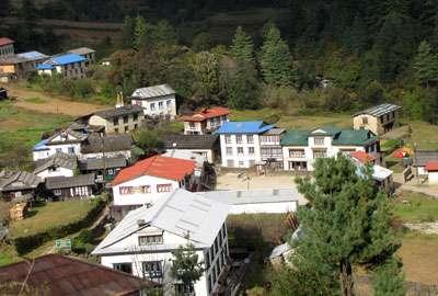 Junbesi - a cultural Sherpa Village